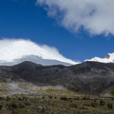 Dos nuevos sitios se incorporan a la Red GLORIA-Andes