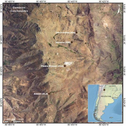 Parque Nacional Cumbres Cachalquíes